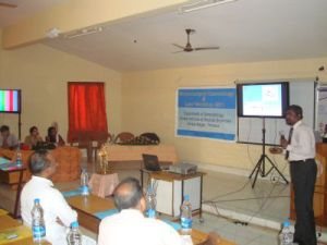 Amala Medical College Workshop